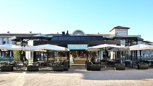 Al Mantova Outlet Village inaugurano Aromatica Café e Antica ...